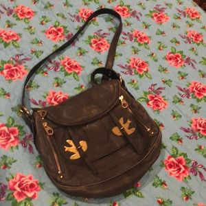 Marc by Marc Jacobs Grey Crossbody Bag